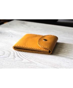 Кожаное женское портмоне Drakkar 102.2 из натуральной кожи