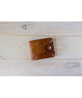 Кожаное портмоне Drakkar 105 из натуральной кожи
