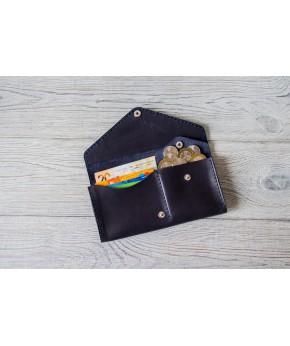 Кожаный кошелек Drakkar 201.7 из натуральной кожи