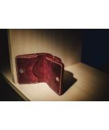 Кожаный кошелек Snail W103 из натуральной кожи