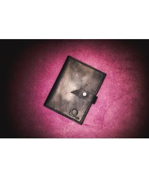 Кожаное портмоне Snail Р201 из натуральной кожи