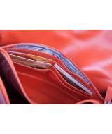 Кожаная сумка-клатч Versado 202 из натуральной кожи