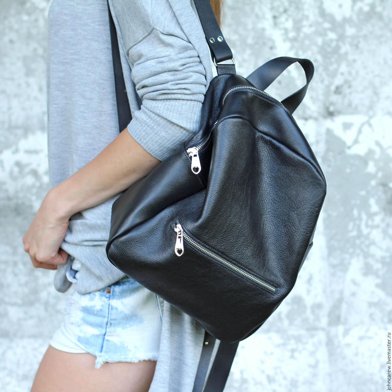 2d0b45c8a74f Купить кожаный рюкзак в Минске - женский рюкзаки ручной работы